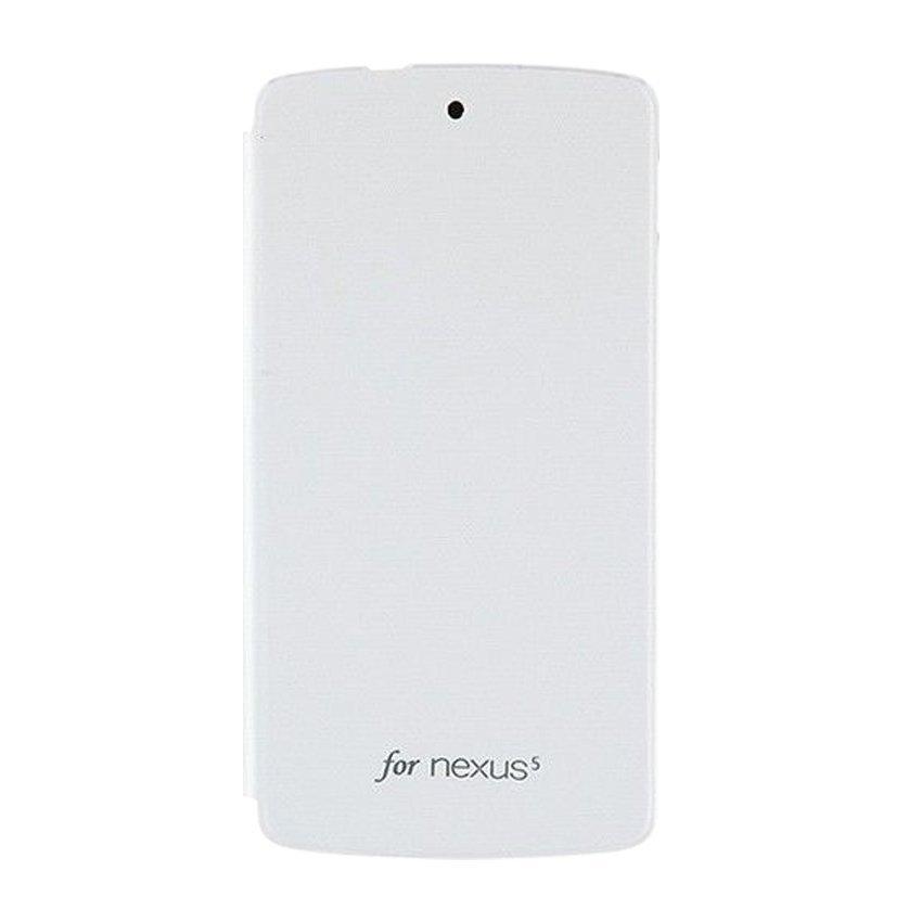 Voia LG Flip Case - Nexus 5 - Putih