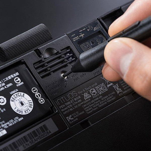 Wacom Intuos Art CTH-690 Pen & Touch Medium Black + Gratis Softcase & Antigores