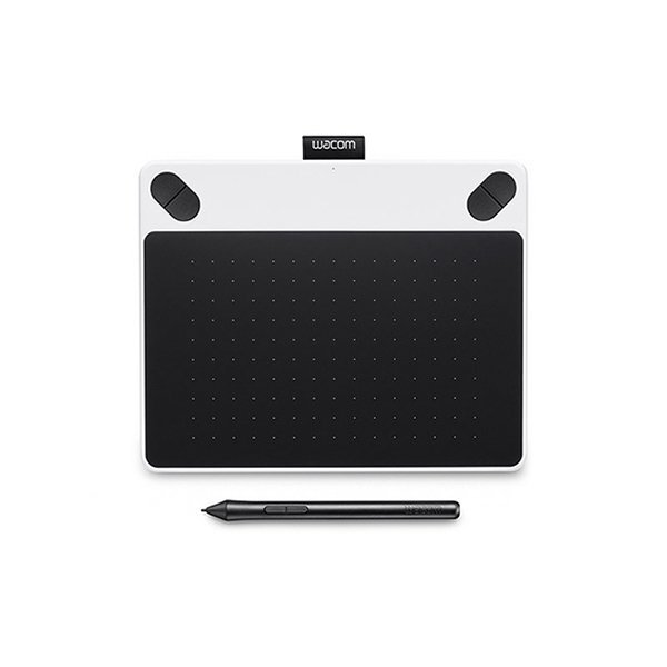 Wacom Pen No Touch Small - Intuos Draw - CTL-490/W0-C - Putih