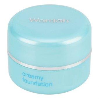Wardah Everyday Luminous Creamy Foundation Light Beige