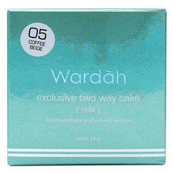 Wardah Exclusive TWC Refil 05 | Lazada Indonesia