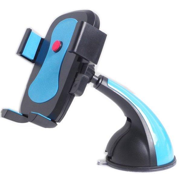Weifeng Universal Mobile Car Holder for Smartphone - WF-371 - Biru