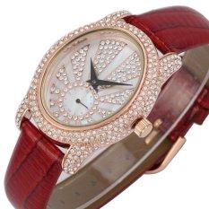 Weishi Melissa / Marisa Hongkong Crystal Diamond Fashion Leather Watch Watch Full Diamond Products