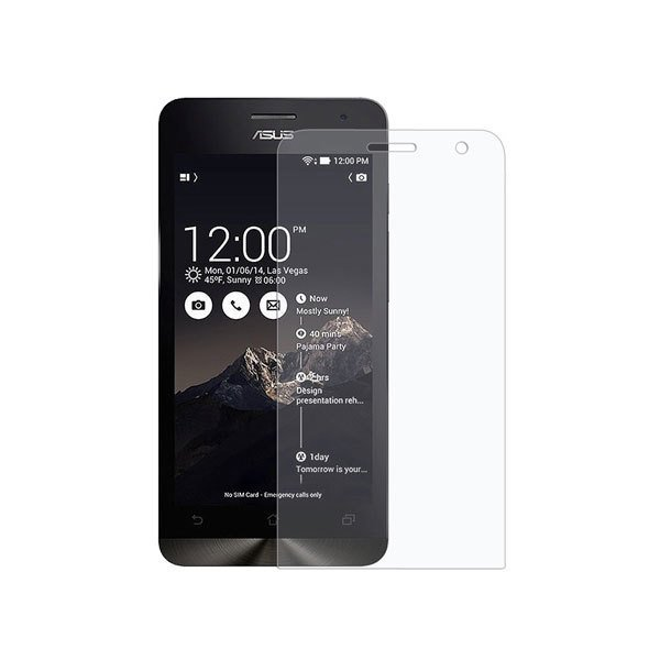 Wellcomm Screen Protector Easy Wipe Asus Zenfone 4 Next G