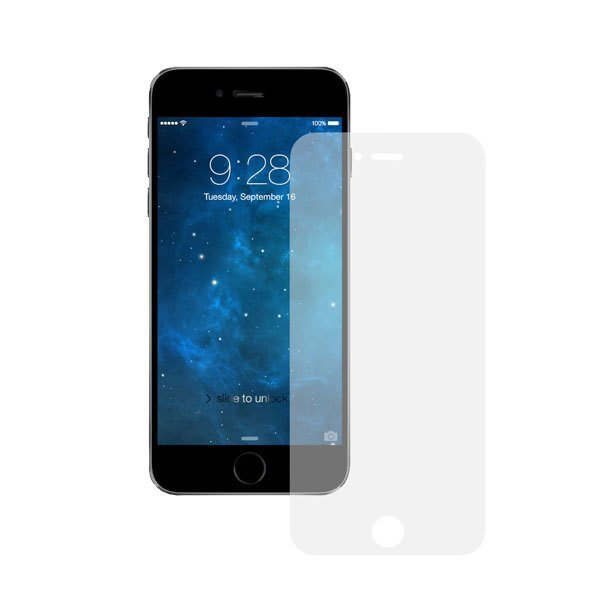 Wellcomm Screen Protector Easy Wipe iPhone 6