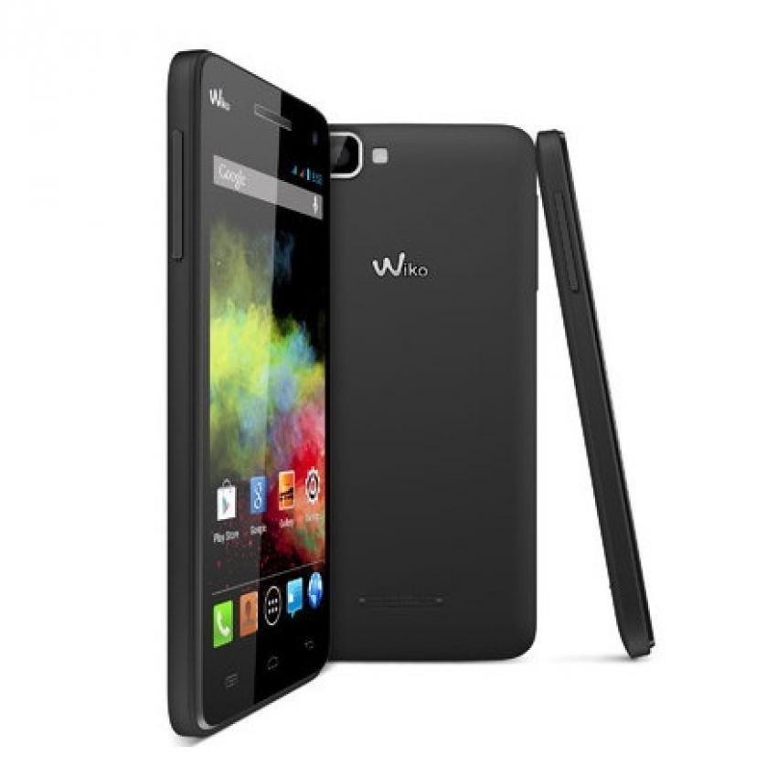 Wiko S5501 Rainbow - 4GB - Hitam