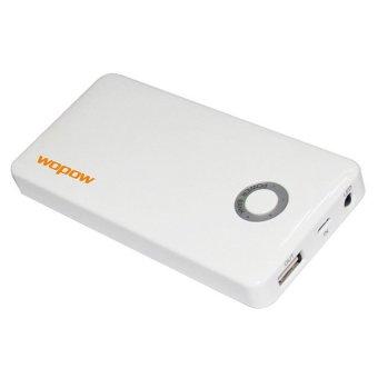 Wopow E5000 PowerBank - 5.000 mAh - Putih