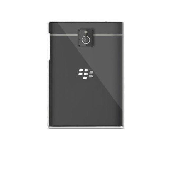XCASE Blackberry Passport Slim Ultra Fit Clear Case - Transparan Jernih