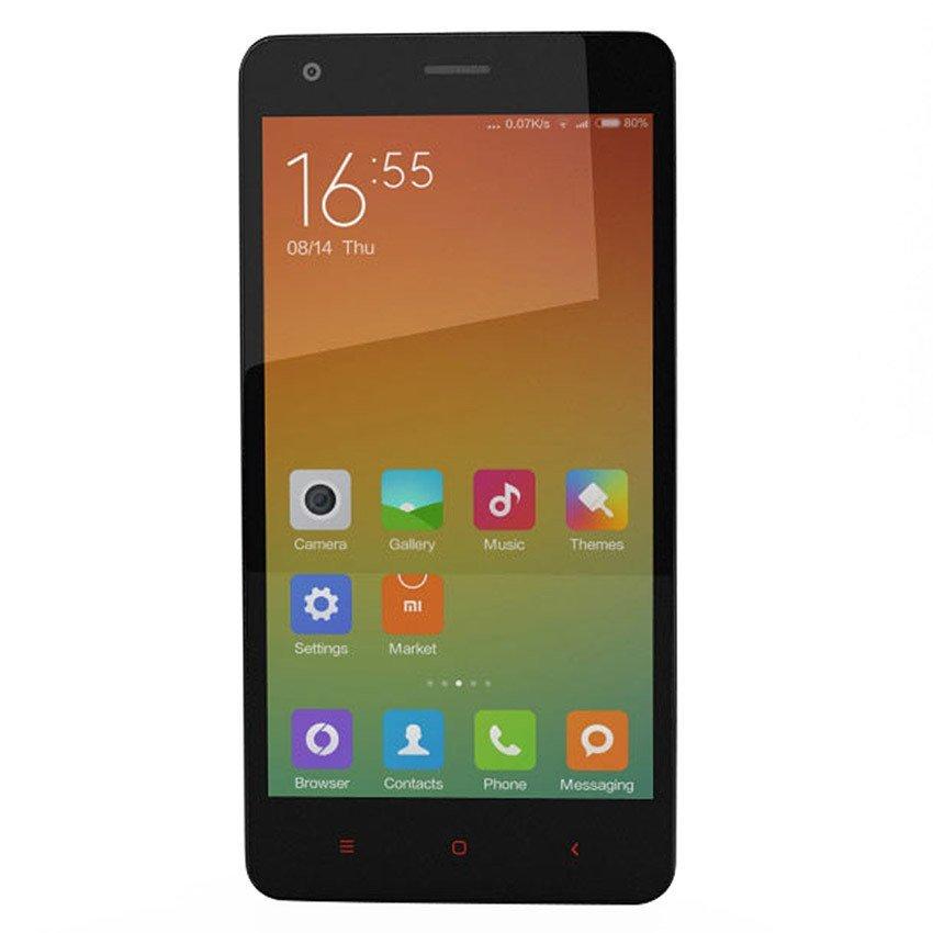 Xiaomi Redmi 2 Prime Dual - Distributor - 16GB - Abu Abu