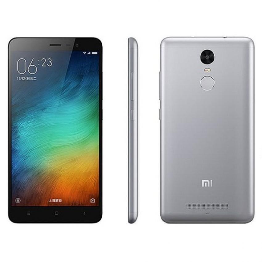 Xiaomi - Redmi Note 3 PRO 4G - 16GB - Abu-abu