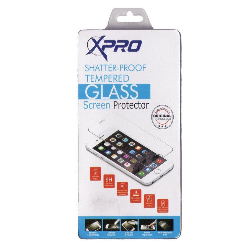 Xpro Tempered Glass Iphone 6 (4.7 inch) Depan & Belakang - Clear