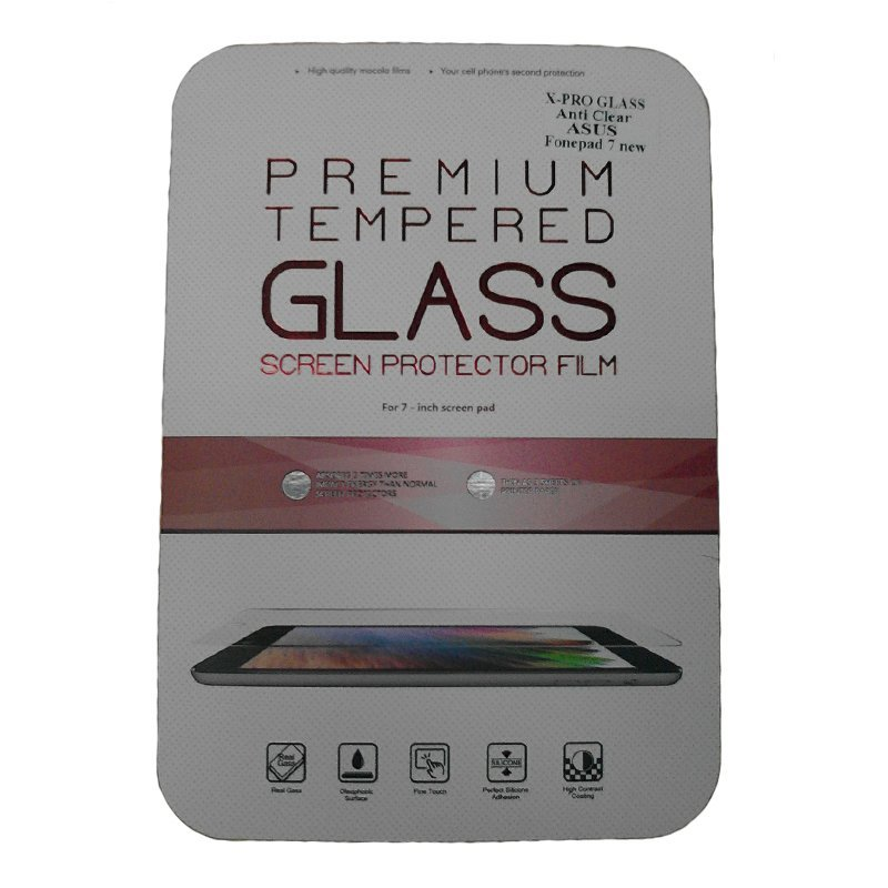 Xpro Tempered Glass Tablet Asus Fonepad 7 inch  FE170 / ME170 /K012