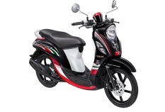 Yamaha Motor Fino Sporty - Hitam