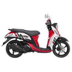 Yamaha Motor Mio Fino Sporty - Merah