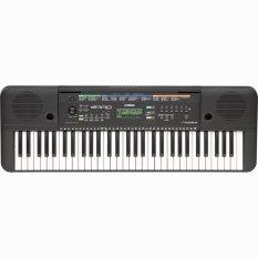 Yamaha PSR-E253 Keyboard Portable - Hitam