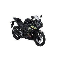 Yamaha YZF R25 Tech 3 Sepeda Motor - Hitam