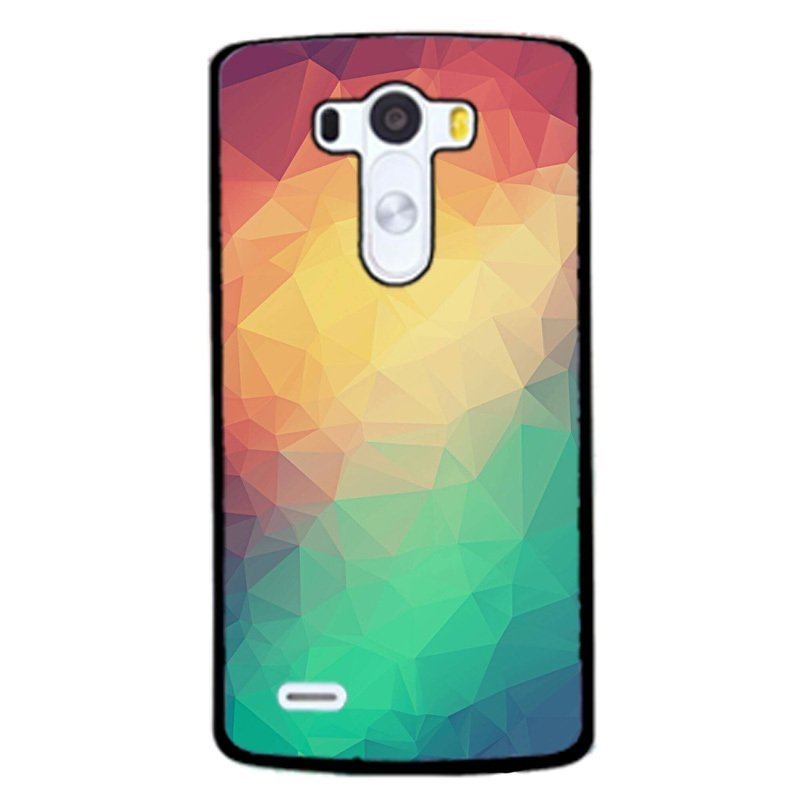 Y&M Abstract Pattern Case for LG G4 Multicolor