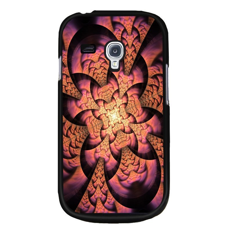 Y&M Abstract Pattern Phone Case Samsung Galaxy S3 Mini (Multicolor)