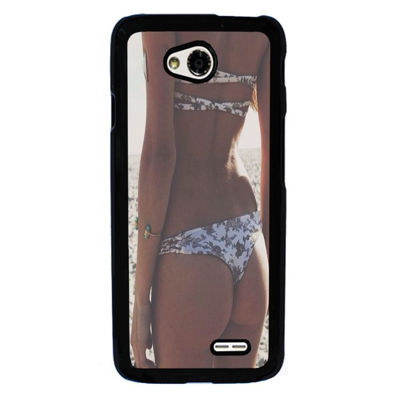 Y&M Bikini Girls Pattern Mobile Phone Cases For LG L70 (Multicolor)