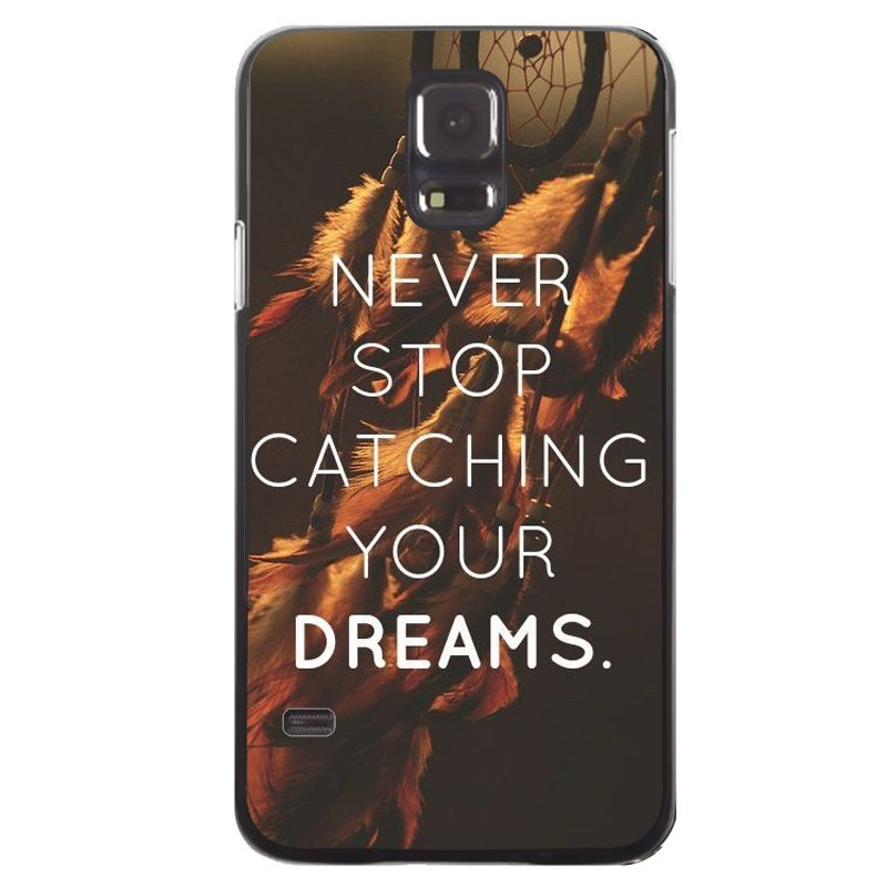 Y&M Catching Dream Phone Cover for Samsung Galaxy S5 (Multicolor)