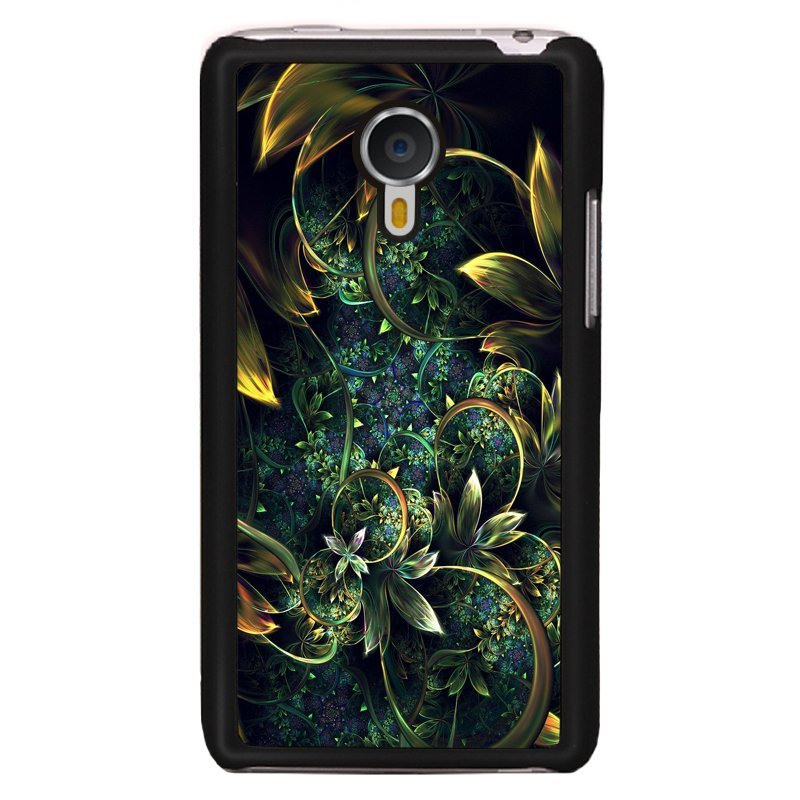 Y&M Cell Phone Case For Meizu MX 4 Luxury Pattern Cover (Multicolor)
