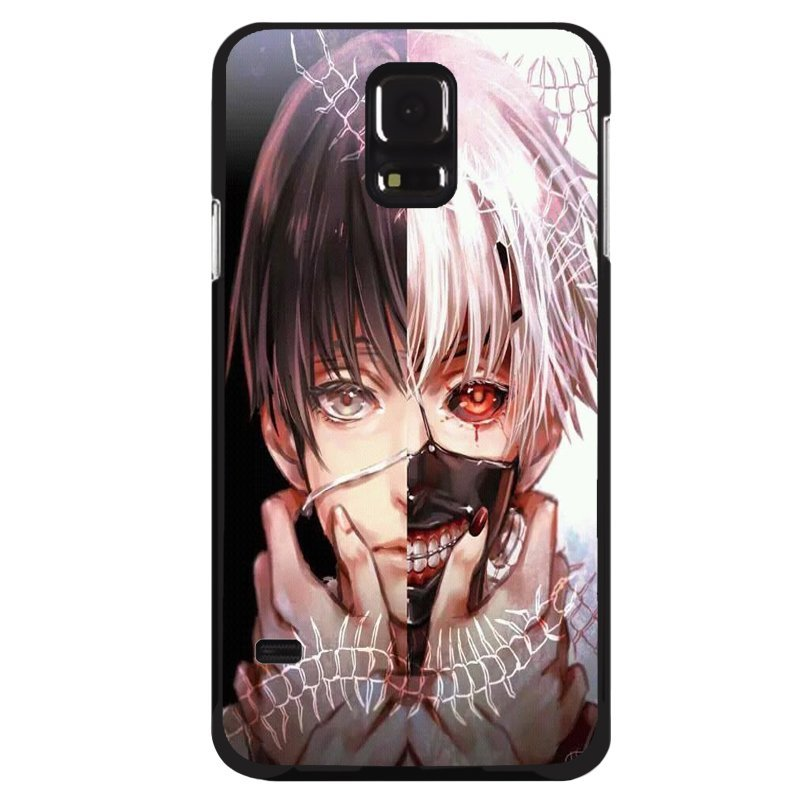 Y&M Cell Phone Case For Samsung Galaxy S5 Fashion Comic Pattern Cover (Multicolor)