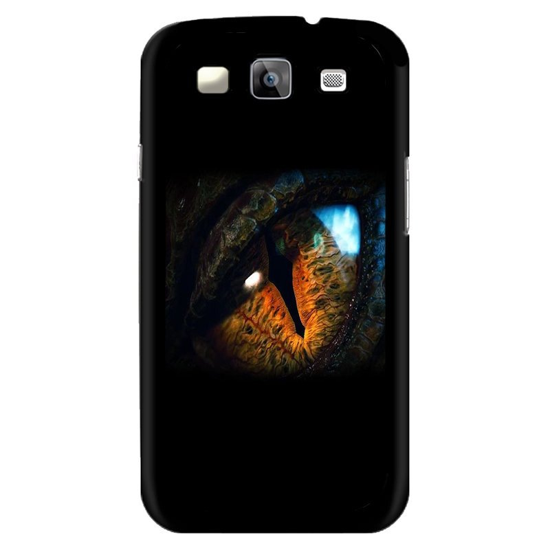 Y&M Cool Eye Samsung Galaxy E5 Phone Cover (Multicolor)