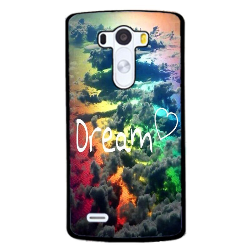 Y&M Dream Cloud Design Case for LG G4 Multicolor