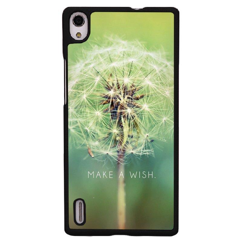 Y&M Huawei Ascend P7 Dandelion Phone Case (Multicolor)