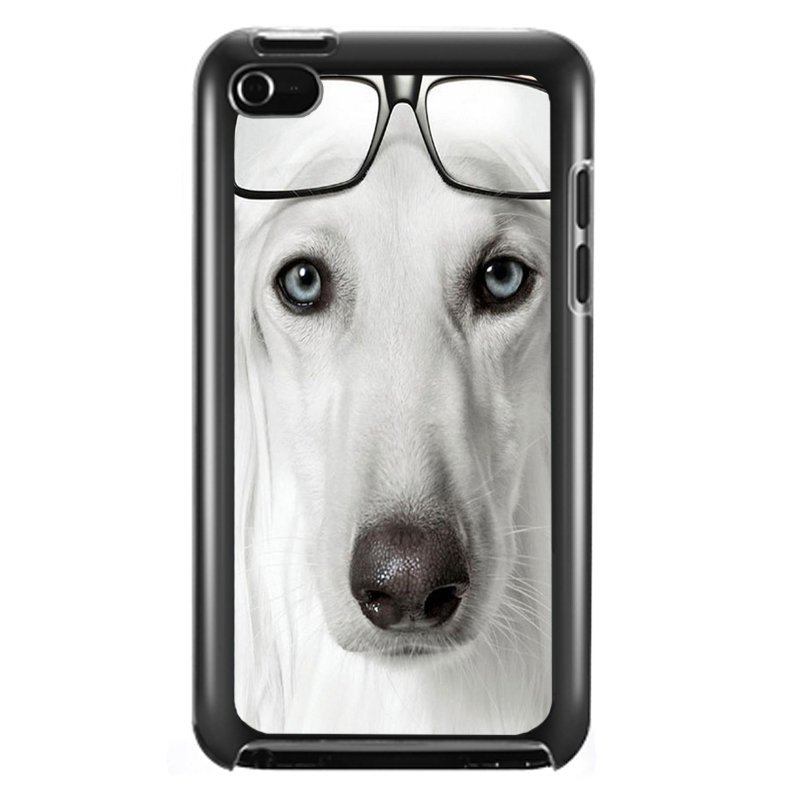 Y&M Lovely Dog iPod Touch 4 Phone Cover (Multicolor)