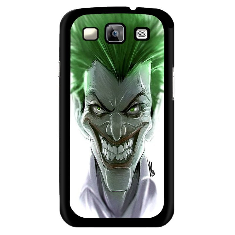 Y&M Personality Green Hair Man Phone Samsung Galaxy E5 Case (Multicolor)