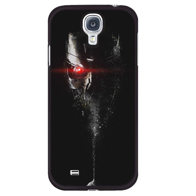 Y&M Phone Case For Samsung Galaxy S4 Cool Skull Printed Cover (Multicolor)