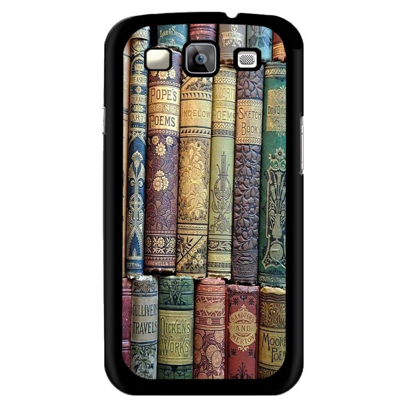 Y&M Vintage Books Samsung Galaxy Grand 2 Phone Case (Multicolor)