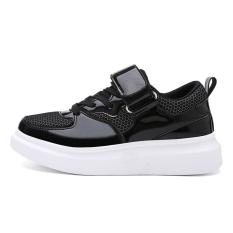 YINGLUNQISHI Summer Fashion Lover's Flat Casual Sports Shoe (Black) - Intl