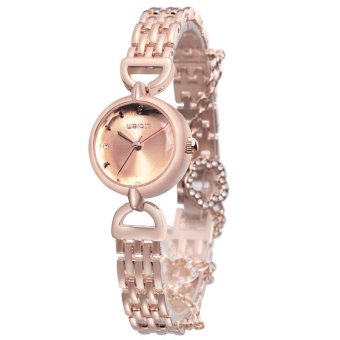 YJJZB Korean Female New Fashion Watches Of Qin Wei Are Long Petals Winding Bracelet Watches Ladies Watch W4782