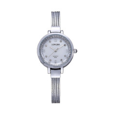 YJJZB Long Wave Ceramic Diamond Bracelet Watch Korean Minimalist Fashion Ladies Fringed Watch List New Fashion Watch