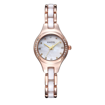 YJJZB Miss Han Ban Fashion Simple Ceramic Watches High-quality Factory Direct Cost
