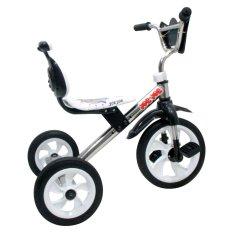 YOEYOE Sepeda Anak Roda Tiga Tricycle Sandaran Crome