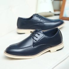 Young Fashion Wear Casual Shoes Breathable (Blue)