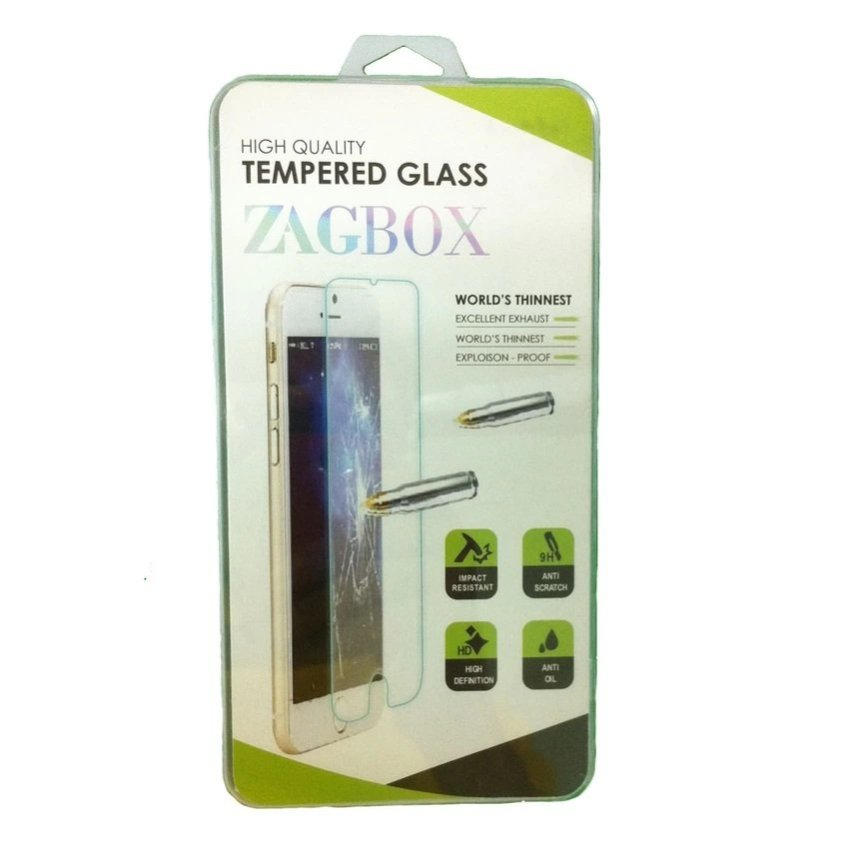 Zagbox Tempered Glass Oppo R7