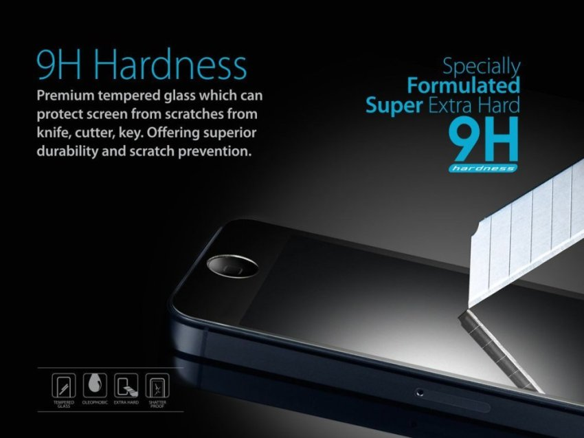 Zagbox Tempered Glass Sony Xperia M25