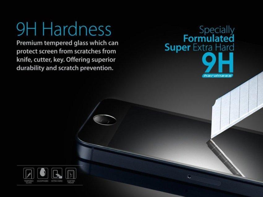 Zagbox Tempered Glass Xiaomi Redmi 3