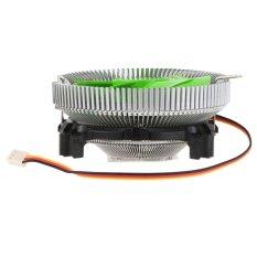 ZHONGTIANYUAN CPU Cooler Aluminum Alloy For Intel LGA775/1155/1156 AMD Am2 AMD S-754/939/940 Quite Radiator (Intl)