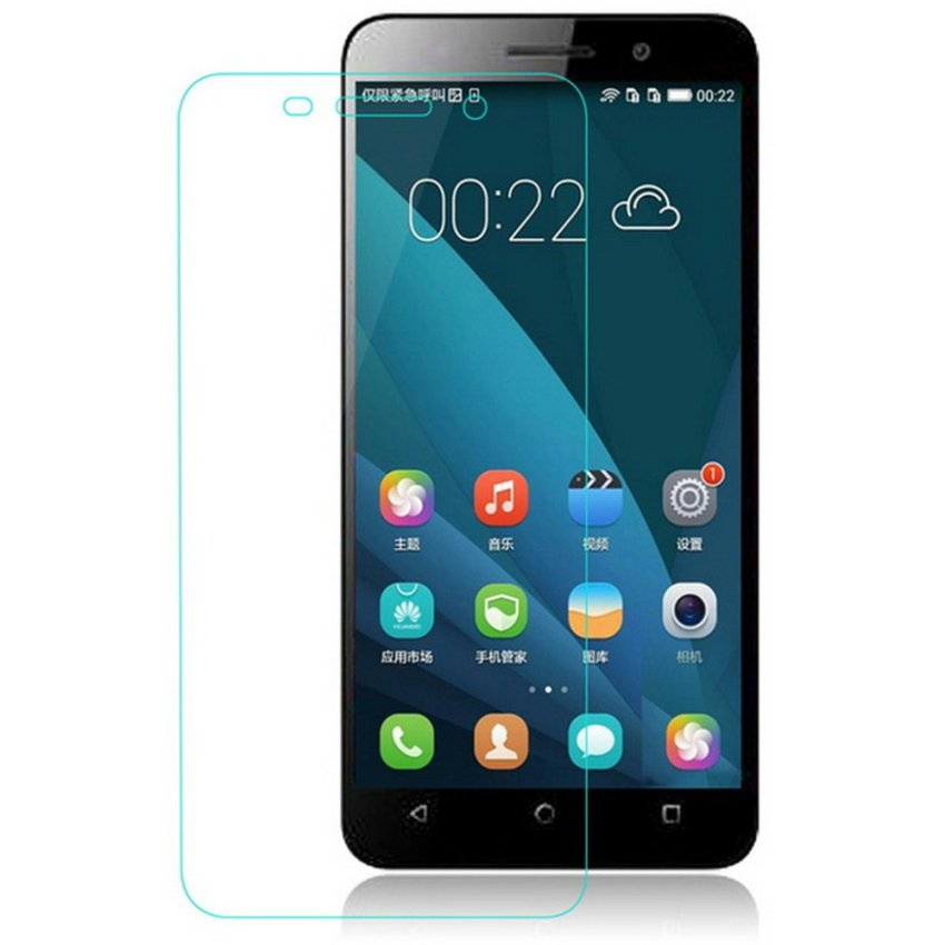 Zisure Premium Tempered Glass Screen Protector for Huawei Honour 4X (Ultra Clear) (Intl)