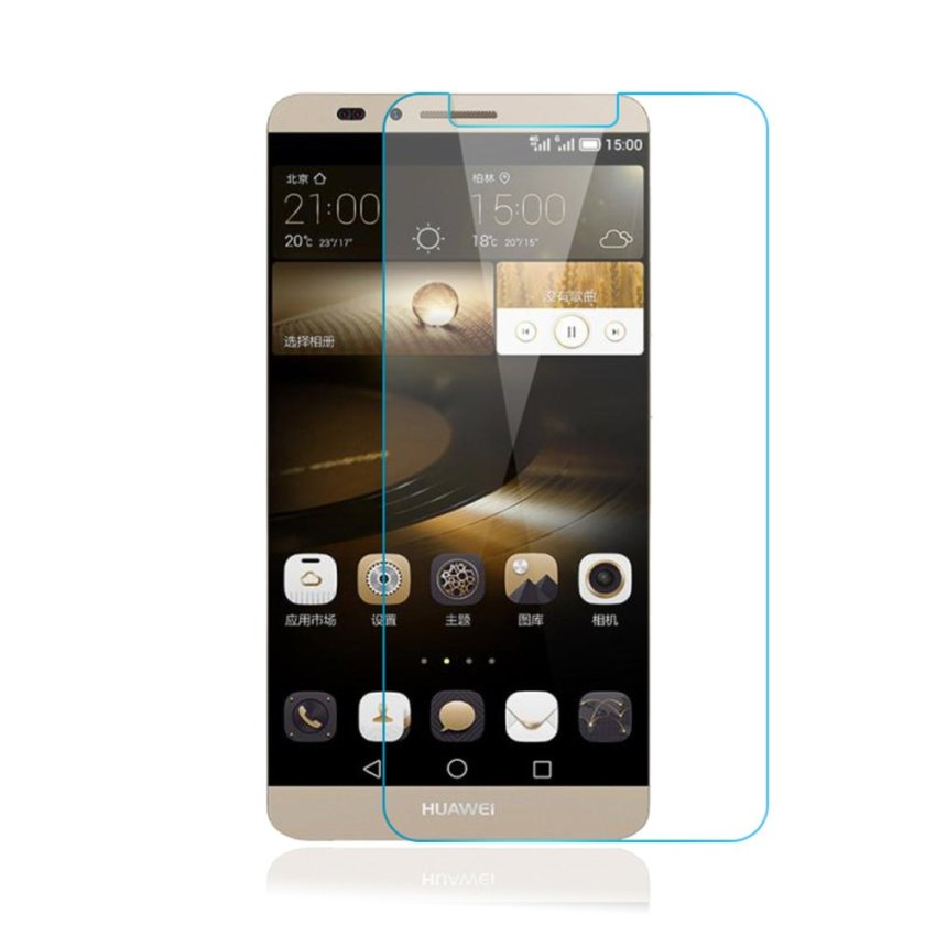 Zisure Premium Tempered Glass Screen Protector for Huawei Mate 7 (Ultra Clear) (Intl)