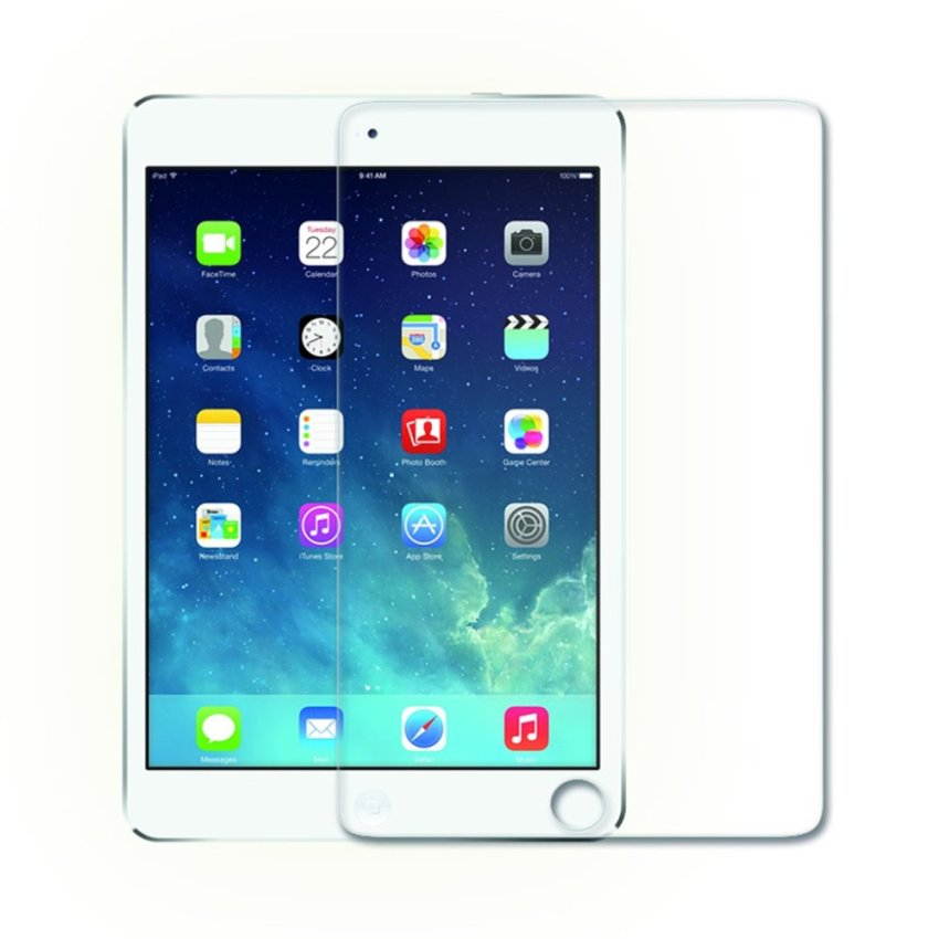 Zisure Premium Tempered Glass Screen Protector for iPad Air 2 (Ultra Clear) (Intl)