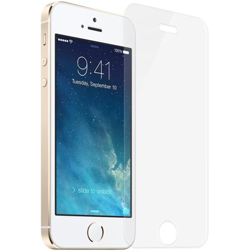 Zisure Premium Tempered Glass Screen Protector for iPhone 5c (Ultra Clear) (Intl)