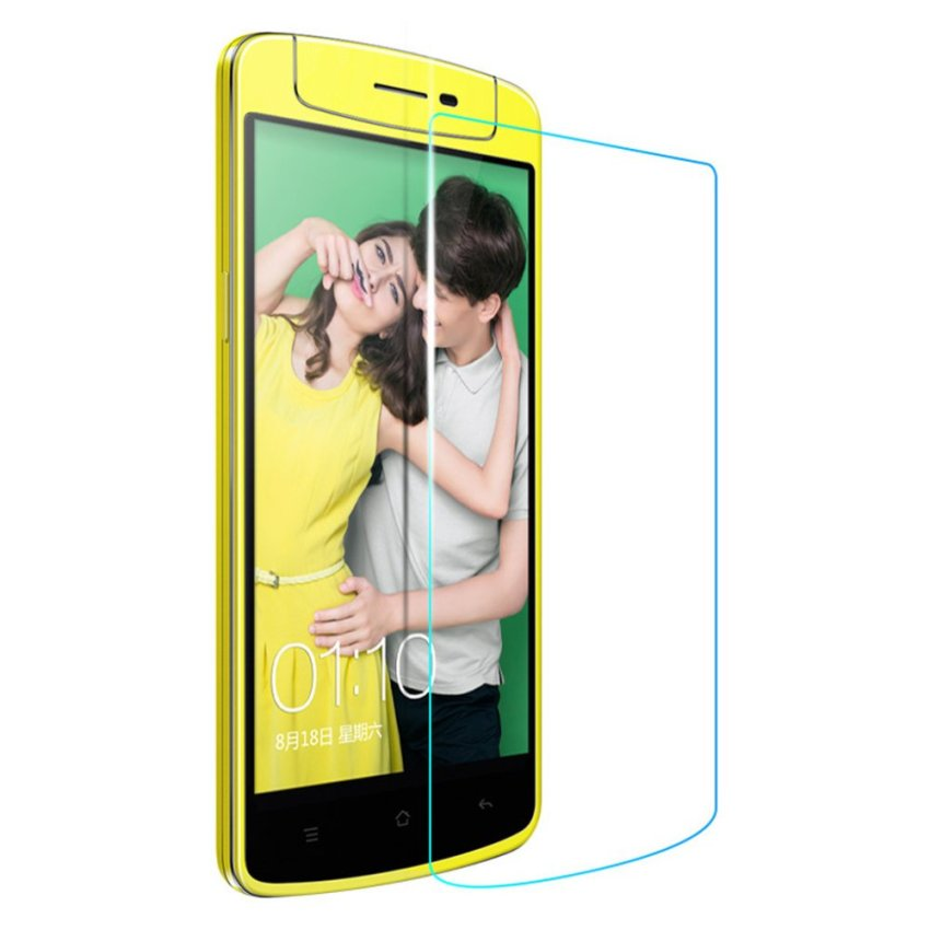Zisure Premium Tempered Glass Screen Protector for OPPO N1 (Ultra Clear) (Intl)