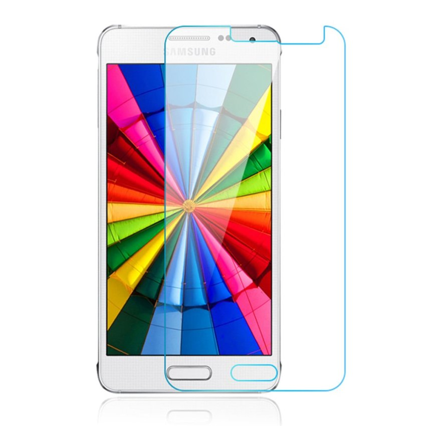 Zisure Premium Tempered Glass Screen Protector for Samsung Galaxy Alpha G850 (Ultra Clear) (Intl)