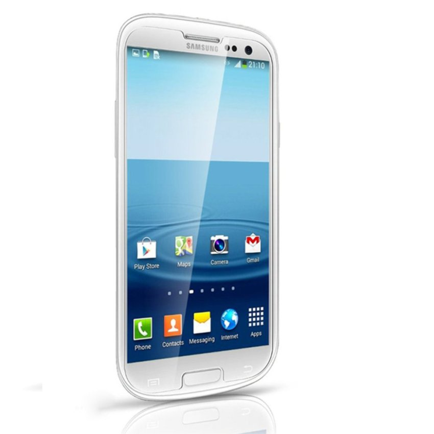 Zisure Premium Tempered Glass Screen Protector for Samsung GALAXY S3 (Ultra Clear) (Intl)